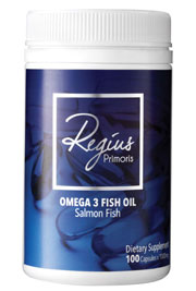 Omega 3 Fish Oil (Salmon Oil)